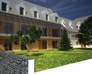 Renovacija in dozidava hotela Log pod Mangartom - predlog